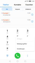 Huawei P10 - Anrufe - Anrufe blockieren - 0 / 0