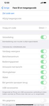 Apple iPhone 11 - Beveiliging - stel in of wijzig pincode voor je toestel - Stap 4
