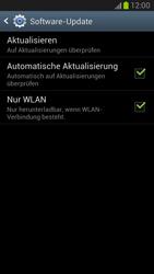 Samsung Galaxy Note II - Software - Installieren von Software-Updates - Schritt 7
