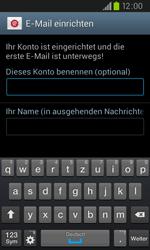 Samsung I9105P Galaxy S2 Plus - E-Mail - Konto einrichten - Schritt 17