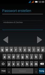 Alcatel Pop C3 - Apps - Konto anlegen und einrichten - 2 / 2
