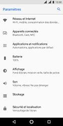 Nokia 3.1 - Aller plus loin - Désactiver les données à l'étranger - Étape 4