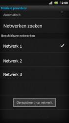 Sony MT27i Xperia Sola - netwerk en bereik - gebruik in binnen- en buitenland - stap 10