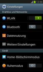 Samsung I8190 Galaxy S3 Mini - Bluetooth - Geräte koppeln - Schritt 6