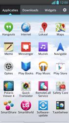 LG P875 Optimus F5 - Netwerk - Handmatig netwerk selecteren - Stap 6