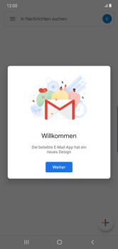 Samsung Galaxy Note 10 Plus 5G - E-Mail - 032a. Email wizard - Gmail - Schritt 14