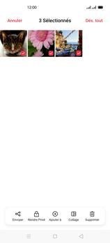 Oppo Reno 4 - Photos, vidéos, musique - Envoyer une photo via Bluetooth - Étape 11