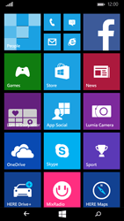 Microsoft Lumia 535 - Settings - Configuration message received - Step 1