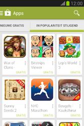 Samsung S6790 Galaxy Fame Lite - apps - app store gebruiken - stap 12