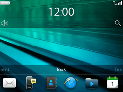 BlackBerry 9720 - Applications - Supprimer une application - Étape 12