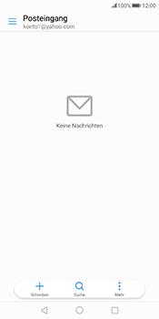 Huawei Mate 10 Pro - E-Mail - Konto einrichten (yahoo) - 1 / 1