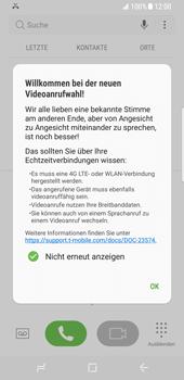 Samsung Galaxy S8 - Anrufe - Anrufe blockieren - Schritt 4
