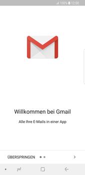 Samsung Galaxy S9 - E-Mail - Konto einrichten (gmail) - Schritt 5