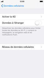 Apple iPhone 5s - iOS 11 - Internet - Utilisation à l