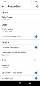 Alcatel 1S (2020) - Photos, vidéos, musique - Prendre une photo - Étape 7