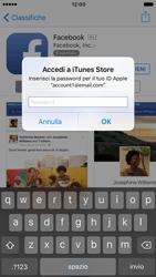 Apple iPhone 6s iOS 10 - Applicazioni - Configurazione del negozio applicazioni - Fase 25