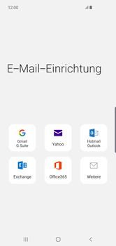 Samsung Galaxy S10 Plus - E-Mail - Manuelle Konfiguration - Schritt 6