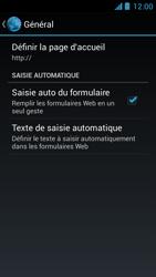 Acer Liquid Z5 - Internet - Configuration manuelle - Étape 29