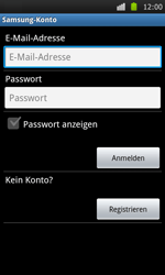 Samsung I9000 Galaxy S - Software - Update - Schritt 7