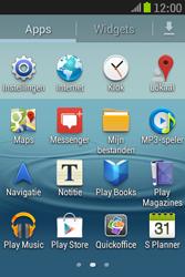 Samsung S6310 Galaxy Young - Internet - hoe te internetten - Stap 2