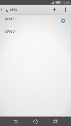 Sony Xperia Z2 - MMS - Configuration manuelle - Étape 16