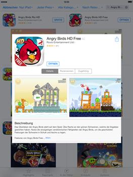 Apple iPad 4 mit iOS 7 - Apps - Herunterladen - Schritt 15