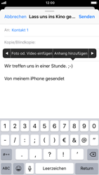Apple iPhone 6s - E-Mail - E-Mail versenden - 10 / 16