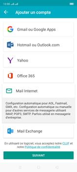 Oppo A9 2020 - E-mails - Ajouter ou modifier un compte e-mail - Étape 6