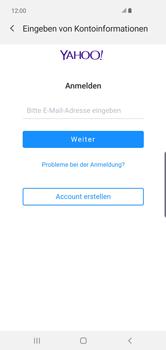 Samsung Galaxy S10 Plus - E-Mail - Konto einrichten (yahoo) - 7 / 12