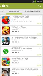 Samsung Galaxy S 4 Active - Applicazioni - Installazione delle applicazioni - Fase 9