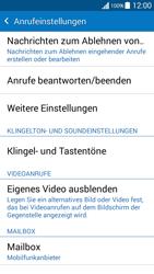 Samsung Galaxy Grand Prime - Anrufe - Rufumleitungen setzen und löschen - 5 / 11