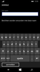 Microsoft Lumia 640 - E-mail - e-mail instellen (gmail) - Stap 12