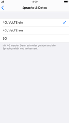 Apple iPhone SE (2020) - Netzwerk - So aktivieren Sie eine 4G-Verbindung - Schritt 7