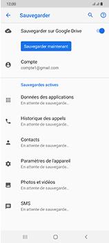 Samsung Galaxy A70 - Aller plus loin - Gérer vos données depuis le portable - Étape 14
