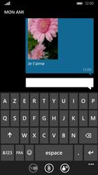 Nokia Lumia 830 - MMS - envoi d'images - Étape 13