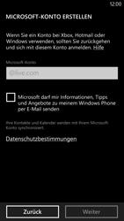 Nokia Lumia 1320 - Apps - Einrichten des App Stores - Schritt 12