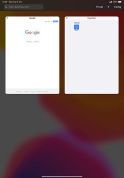Apple iPad Pro 11 (2018) - iPadOS 13 - Internet und Datenroaming - Verwenden des Internets - Schritt 14