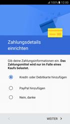 Samsung Galaxy S6 - Apps - Konto anlegen und einrichten - 18 / 21