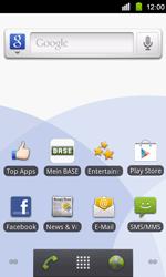 BASE Lutea 2 - Internet - Manuelle Konfiguration - Schritt 1
