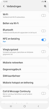 Samsung Galaxy A80 - internet - activeer 4G Internet - stap 5