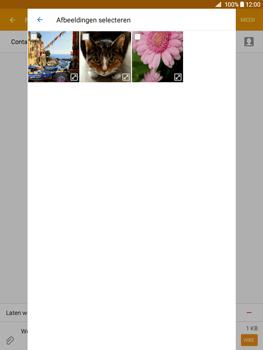 Samsung Galaxy Tab A 9.7 - MMS - Afbeeldingen verzenden - Stap 20