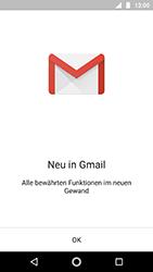 Motorola Moto G5s - E-Mail - Konto einrichten (outlook) - Schritt 4