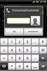 HTC A6262 Hero - Voicemail - Handmatig instellen - Stap 6
