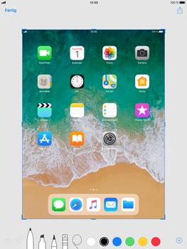 Apple iPad mini 3 - iOS 11 - Bildschirmfotos erstellen und sofort bearbeiten - 0 / 0