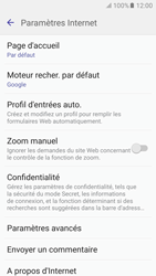 Samsung Samsung G920 Galaxy S6 (Android M) - Internet - Configuration manuelle - Étape 23