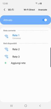 Samsung Galaxy S10e - WiFi - Configurazione WiFi - Fase 9