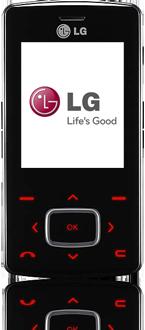 LG KG800-Chocolate