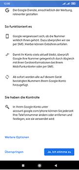 Xiaomi Mi Mix 3 5G - Apps - Einrichten des App Stores - Schritt 13