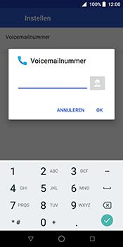 ZTE Blade V9 - Voicemail - Handmatig instellen - Stap 10
