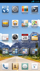 Huawei Ascend G526 - WiFi - Configurazione WiFi - Fase 3